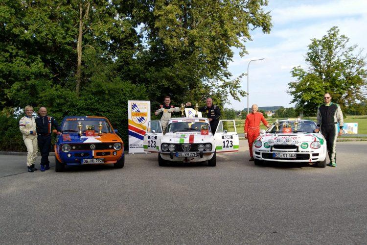 3. ADAC Labertal Rallye 2021